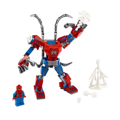 Wholesaler of Armadura Robótica de Spiderman Lego Super Heroes