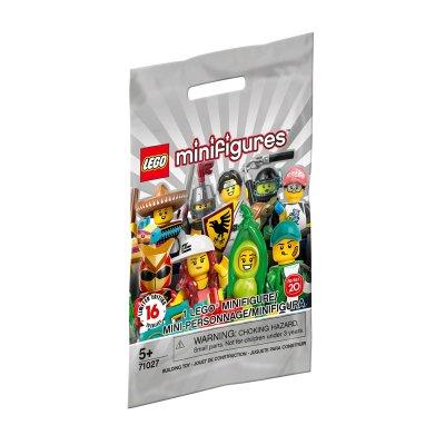 Sobres Lego Minifigures 20 edición