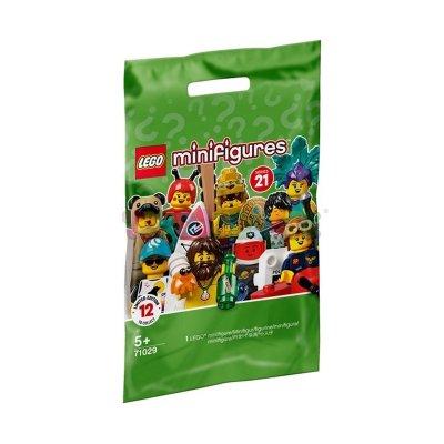 Sobres Lego Minifiguras 21 edición