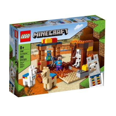 Wholesaler of El Puesto Comercial Lego Minecraft