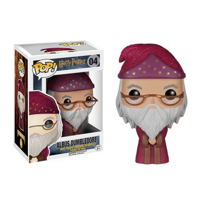 Figura Funko POP! Vinyl 04 Albus Dumbledore Harry Potter