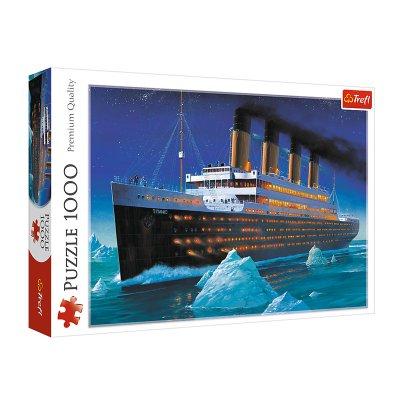 Wholesaler of Puzzle Premium Quality Titanic 1000pzs