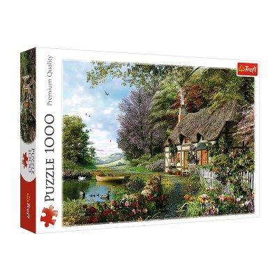 Wholesaler of Puzzle Premium Quality Rincón encantador 1000pzs