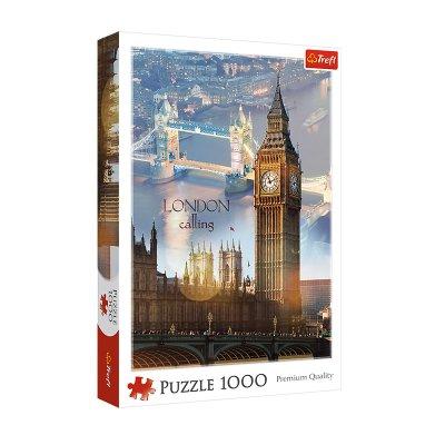 Puzzle Premium Quality Londres al amanecer 1000pzs