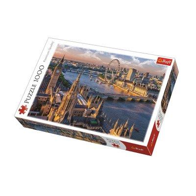 Wholesaler of Puzzle Premium Quality Londres 1000pzs