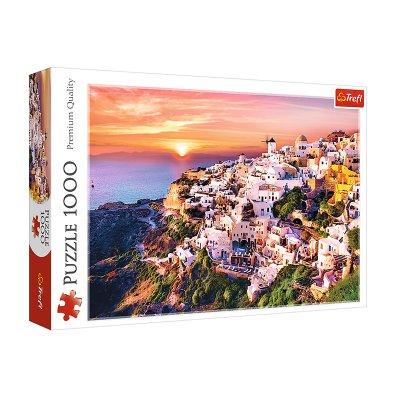 Wholesaler of Puzzle Premium Quality Atardecer en Santorini 1000pzs