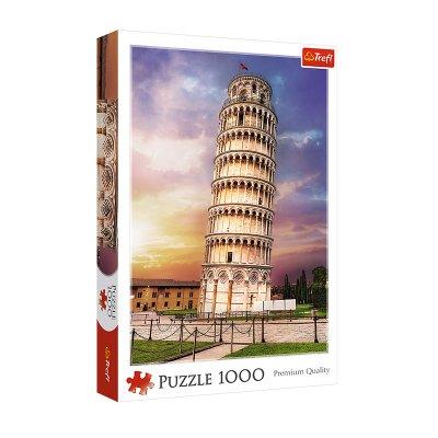 Wholesaler of Puzzle Premium Quality Torre de Pisa 1000pzs