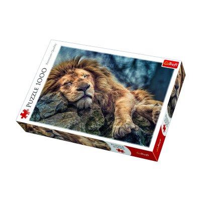 Wholesaler of Puzzle Premium Quality León durmiendo 1000pzs