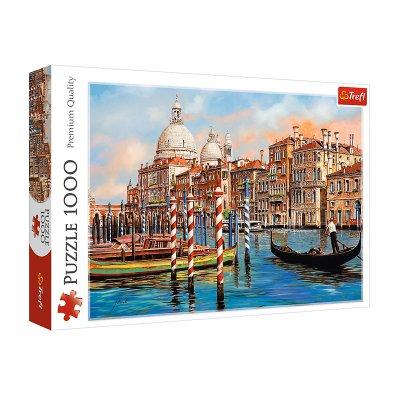 Wholesaler of Puzzle Premium Quality Venecia 1000pzs