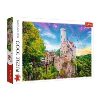 Wholesaler of Puzzle Premium Quality Castillo de Lichtenstein Alemania 1000pzs