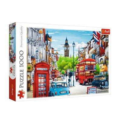 Wholesaler of Puzzle Premium Quality Calle de Londres 1000pzs