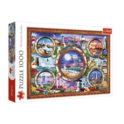 Wholesaler of Puzzle Premium Quality Faros 1000pzs