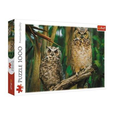 Wholesaler of Puzzle Premium Quality Búhos 1000pzs