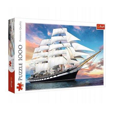 Wholesaler of Puzzle Premium Quality Crucero 1000pzs