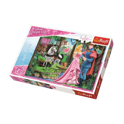 Puzzle Aurora Princesa Disney 200pzs