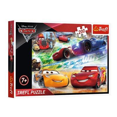 Puzzle Cars 3 Disney 200pzs