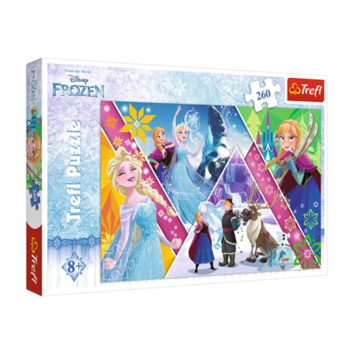 Wholesaler of Puzzle Frozen Disney 260pzs