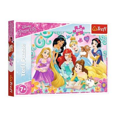 Wholesaler of Puzzle Feliz mundo de Princesas Disney 200pzs
