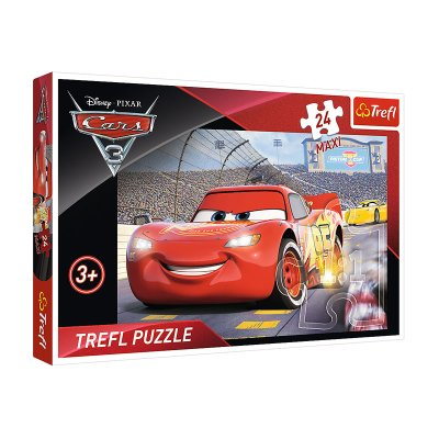 Wholesaler of Puzzle Maxi Cars 3 Disney 24pzs
