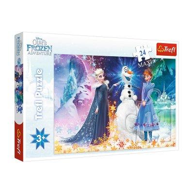 Puzzle Maxi Frozen Disney 24pzs