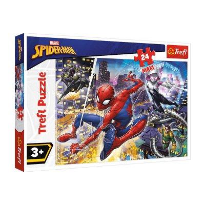 Wholesaler of Puzzle Maxi Spiderman Marvel 24pzs