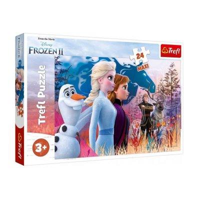 Wholesaler of Puzzle Maxi Frozen 2 Disney 24pzs