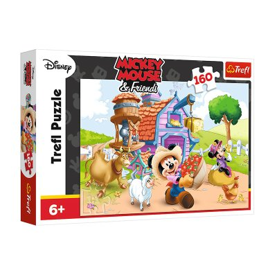 Wholesaler of Puzzle Mickey Mouse & Friends 160pzs