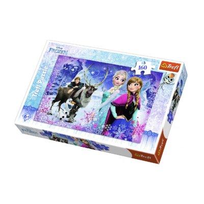 Puzzle Aventuras Frozen Disney 160pzs