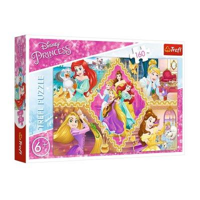 Puzzle Princesas Disney 160pzs