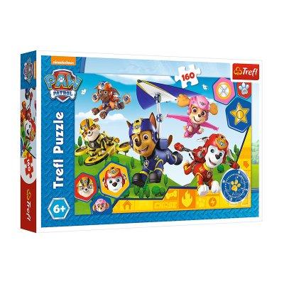 Wholesaler of Puzzle Paw Patrol 160pzs