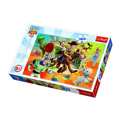 Wholesaler of Puzzle Toy Story 4 160pzs