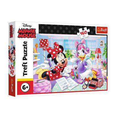 Puzzle Minie & Daisy Disney 160pzs