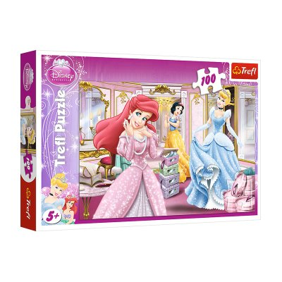 Wholesaler of Puzzle Baile Princesas Disney 100pzs