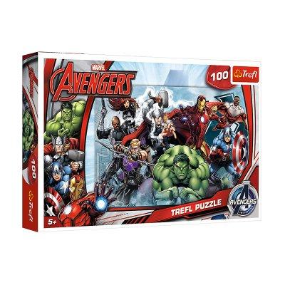 Puzzle Los Vengadores Marvel 100pzs