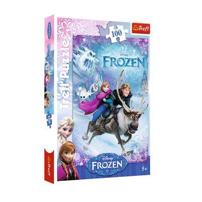 Puzzle Frozen Disney 100pzs