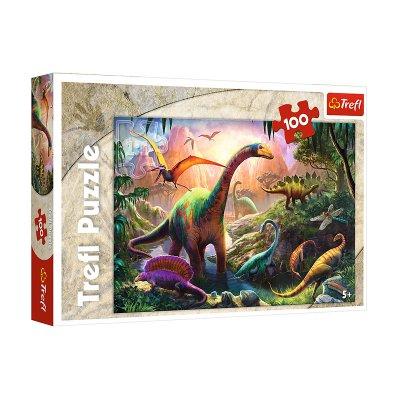 Wholesaler of Puzzle Mundo de dinosaurios 100pzs