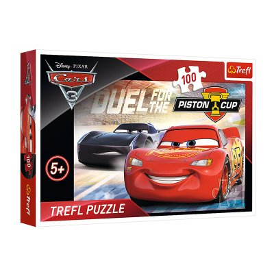 Wholesaler of Puzzle Piston Cup Cars Disney 100pzs
