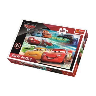 Puzzle Cars Velocity Disney 100pzs