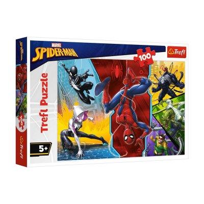 Wholesaler of Puzzle Spiderman Marvel 100pzs