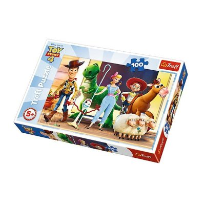 Wholesaler of Puzzle Toy Story 4 100pzs