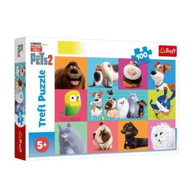 Wholesaler of Puzzle Pets 2 100pzs