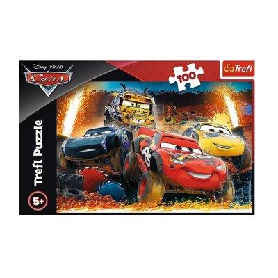 Puzzle Cars Disney 100pzs