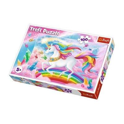 Wholesaler of Puzzle Unicornio Arcoiris 100pcs