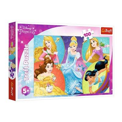 Wholesaler of Puzzle Dulces Princesas Disney 100pzs