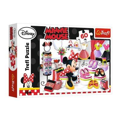 Puzzle Minnie Mouse 60pzs