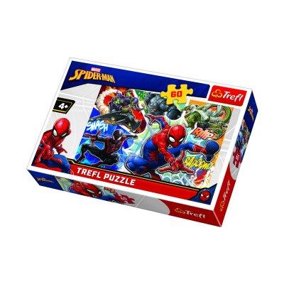 Puzzle Spiderman 60pzs