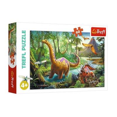 Wholesaler of Puzzle Dinosaurios 60pzs