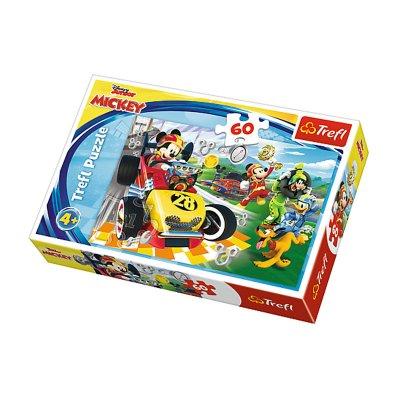Puzzle Mickey Mouse Disney Junior 60pzs