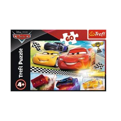 Puzzle Cars Disney 60pzs