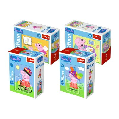 Puzzle Mini Maxi Peppa Pig 20pzs